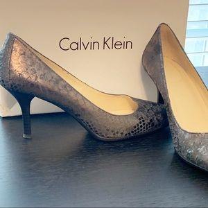 Calvin Klein High Heel Shoes Sz 7